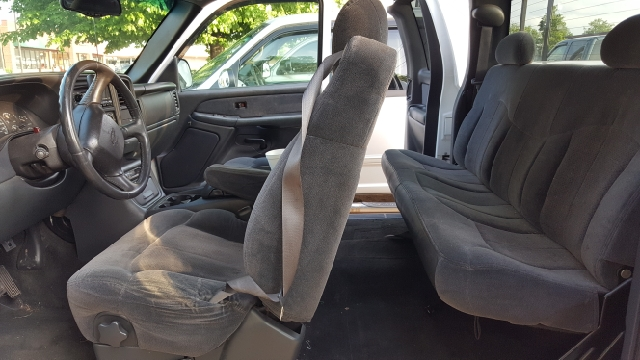 2000 Chevrolet Silverado 2500 3dr 4WD Extended Cab SB HD - Hendersonville TN