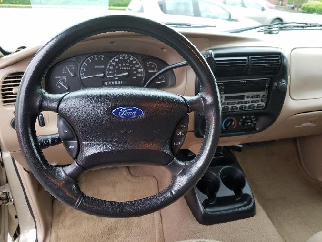 2002 Ford Ranger 4dr SuperCab XLT Appearance 2WD SB - Hendersonville TN