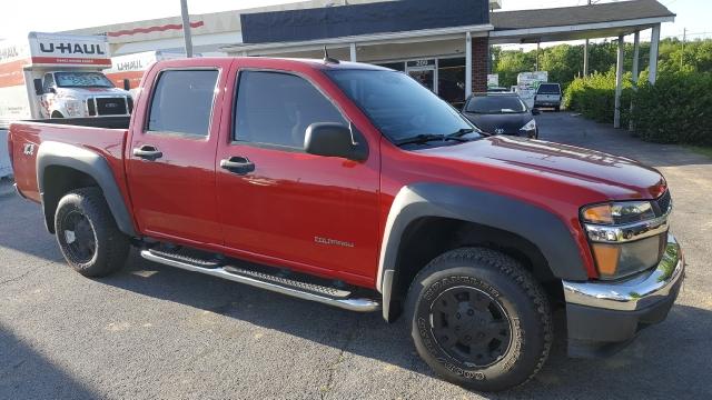 2005 Chevrolet Colorado 4dr Crew Cab Z71 LS 4WD SB - Hendersonville TN