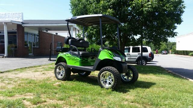 2011 E-Z-GO RXV  - Hendersonville TN
