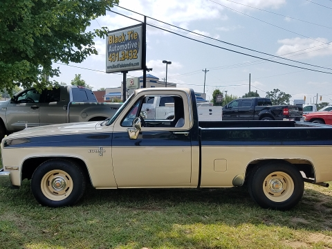 1985 Chevrolet C/K 10 Series