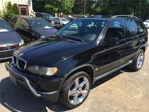 2002 BMW X5 for sale in Raleigh, NC