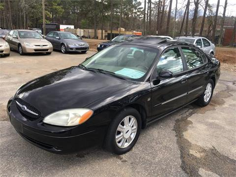 2003 Ford Taurus for sale in Raleigh, NC