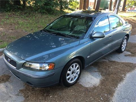 2002 Volvo S60 for sale in Raleigh, NC