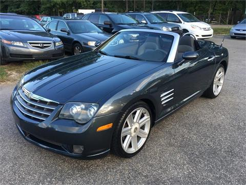 2006 Chrysler Crossfire for sale in Raleigh, NC