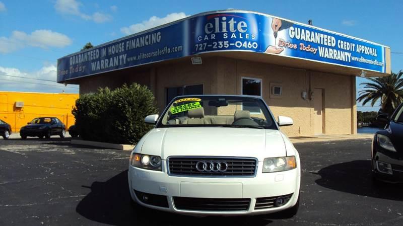 Elite Car Sales Clearwater
