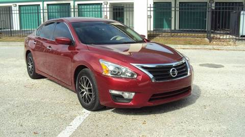 2013 Nissan Altima for sale in Clearwater, FL