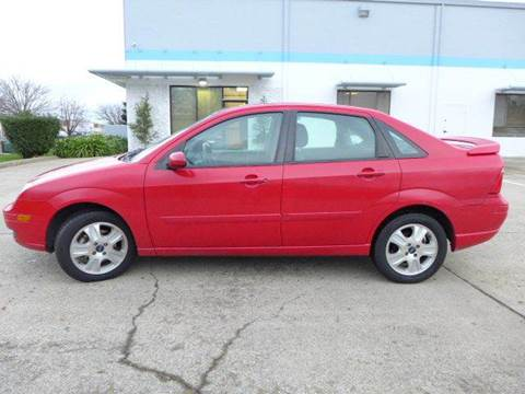 2007 Ford Focus for sale in Sacramento, CA