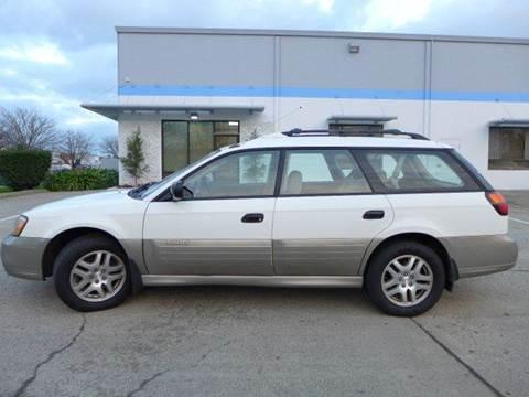 2001 Subaru Outback for sale in Sacramento, CA