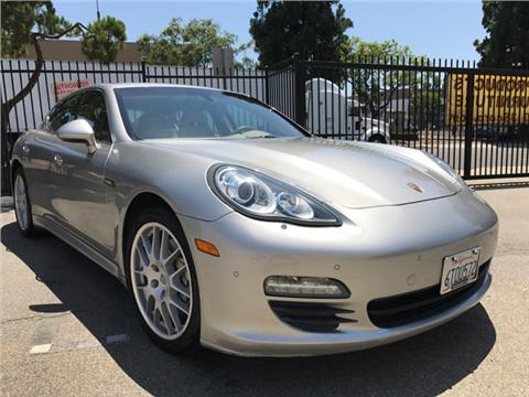 2010 Porsche Panamera for sale in Lomita, CA