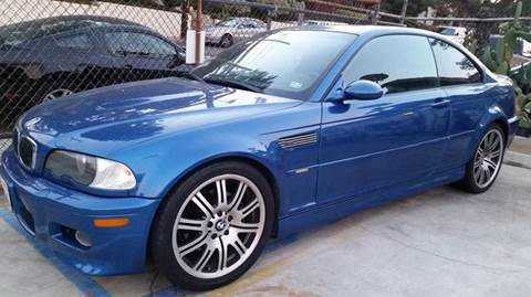 2002 BMW M3 for sale in Lomita, CA