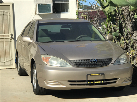 2003 Toyota Camry for sale in Lomita, CA
