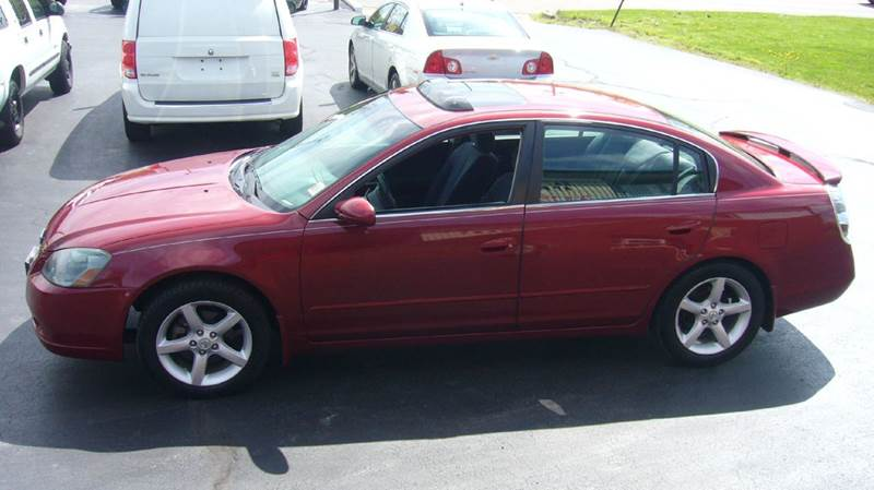 2005 Nissan Altima 3.5 SE 4dr Sedan - Boardman OH