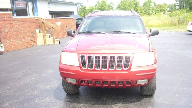 2002 Jeep Grand Cherokee Limited 4WD 4dr SUV - Boardman OH