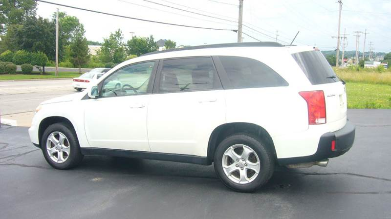2007 Suzuki XL7 AWD Luxury 4dr SUV w/Sunroof - Boardman OH