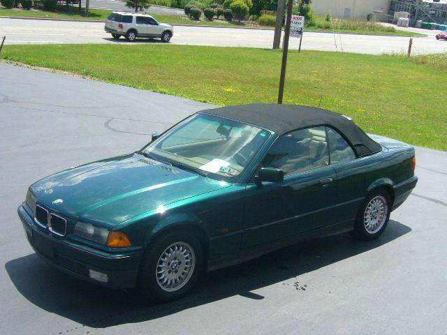 1995 Bmw 3 Series 325i 2dr Convertible In Boardman Oh