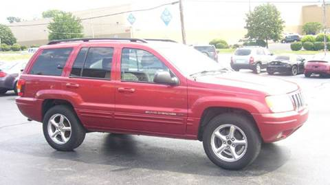 2002 Jeep Grand Cherokee for sale in Boardman, OH
