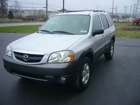 2004 mazda tribute for sale baton rouge la. Black Bedroom Furniture Sets. Home Design Ideas