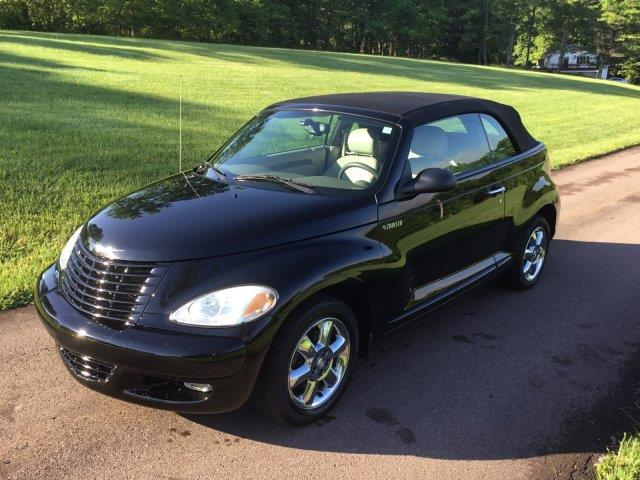 2005 chrysler pt cruiser 2dr touring turbo convertible in confluence pa wilson auto sales llc. Black Bedroom Furniture Sets. Home Design Ideas