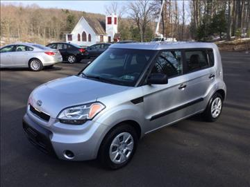 2011 Kia Soul for sale in Confluence, PA