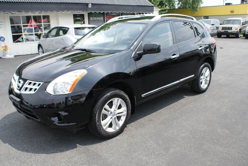 Nissan Rogue For Sale In Park City Ut