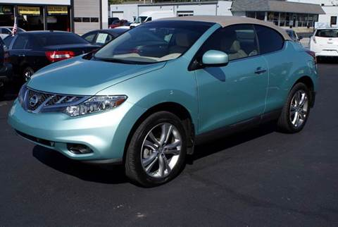 nissan murano crosscabriolet for sale missouri. Black Bedroom Furniture Sets. Home Design Ideas