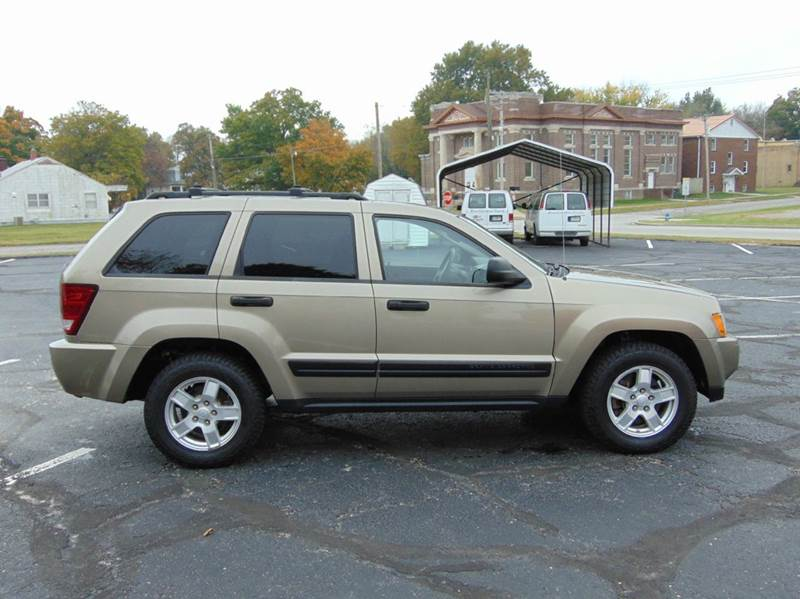 2005 jeep grand cherokee 4dr laredo 4wd suv in nevada mo randy bland used cars. Black Bedroom Furniture Sets. Home Design Ideas