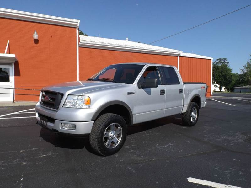 2005 ford f 150 4dr supercrew fx4 4wd styleside 5 5 ft sb in nevada mo randy bland used cars. Black Bedroom Furniture Sets. Home Design Ideas