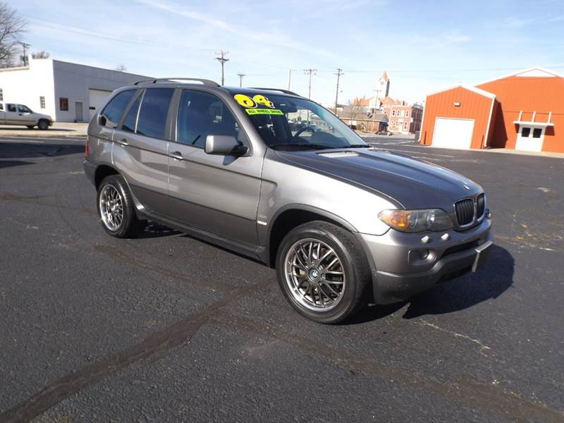 2004 bmw x5 awd 4dr suv in nevada mo randy bland. Black Bedroom Furniture Sets. Home Design Ideas