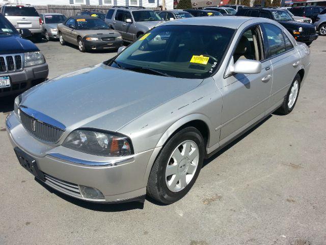 2004 Lincoln LS
