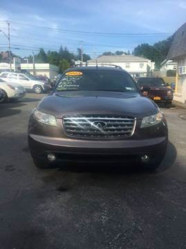 2003 Infiniti FX35 for sale in Troy, NY
