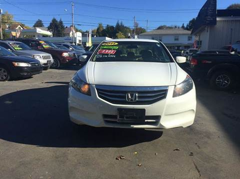 2011 Honda Accord for sale in Troy, NY