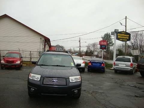 2008 Subaru Forester for sale in Agawam, MA