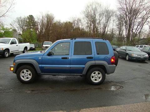 2006 Jeep Liberty for sale in Agawam, MA