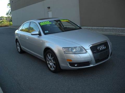2005 Audi A6 for sale in Melrose, MA