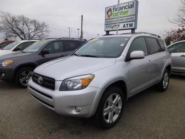 2007 Toyota RAV4 for sale in INDIANAPOLIS IN