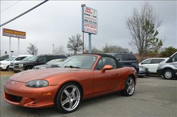 2005 Mazda MAZDASPEED MX-5 for sale in Charlotte, NC