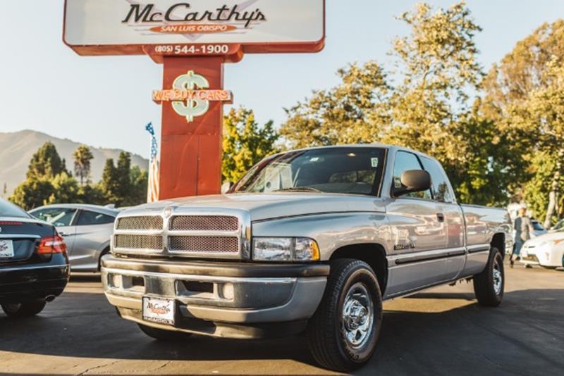 1998 Dodge Ram Pickup 2500 2wd Quad Cab In San Luis Obispo Ca