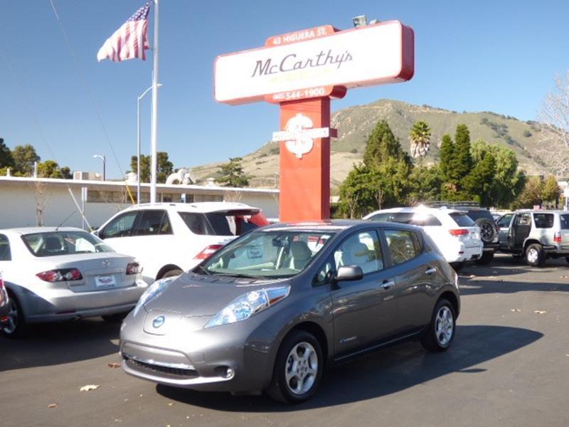 2014 Nissan Leaf For Sale In Raceland La Carsforsale