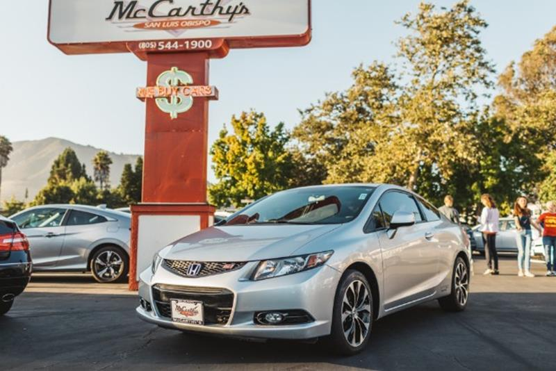 Elegant 2013 Honda Civic Si 2dr Coupe   San Luis Obispo CA