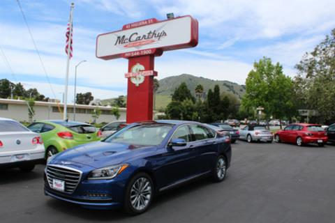 2017 Genesis G80 for sale in San Luis Obispo, CA