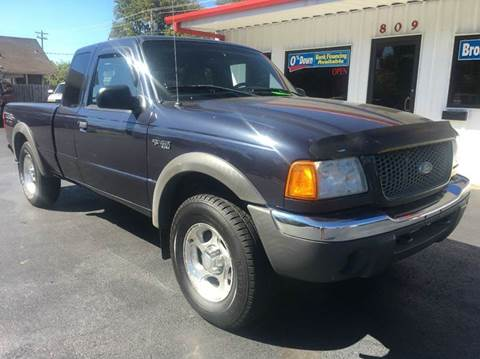 2001 Ford Ranger for sale in Van Buren, AR