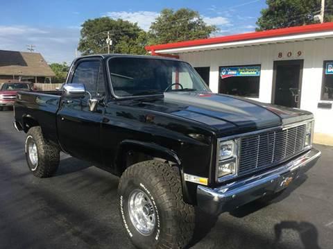1983 Chevrolet C/K 10 Series For Sale - Carsforsale.com
