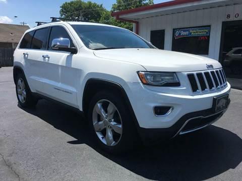 2014 Jeep Grand Cherokee for sale in Van Buren, AR