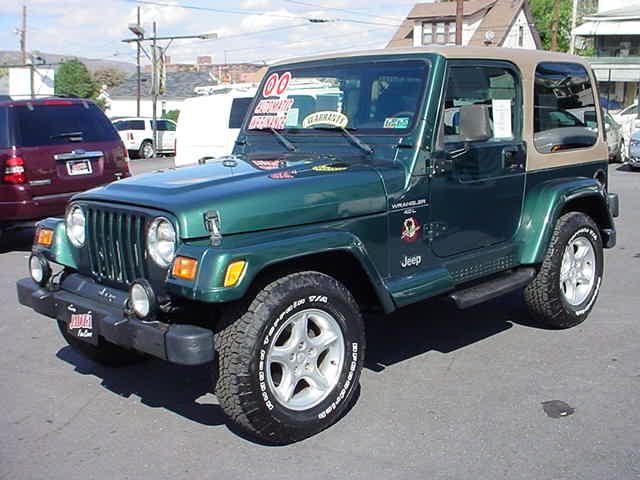 2000 Jeep Wrangler for sale in Scranton PA