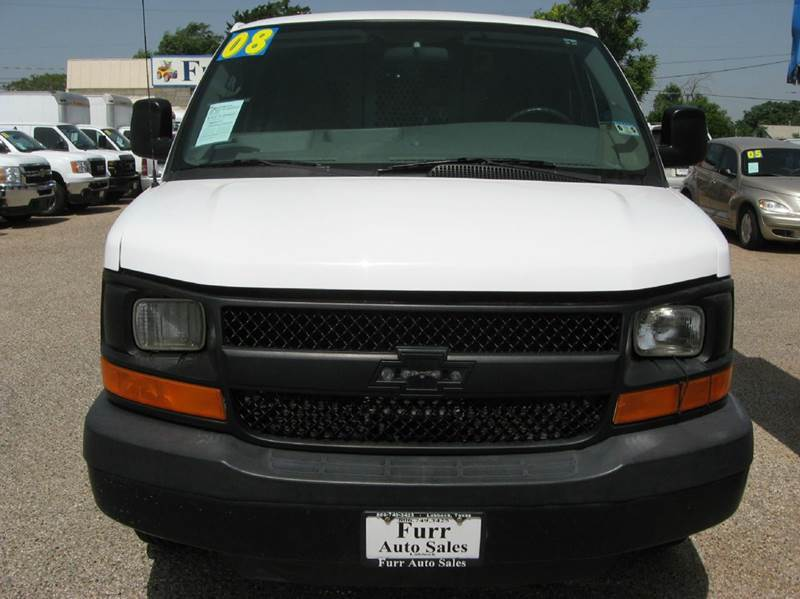 2008 Chevrolet Express Cargo