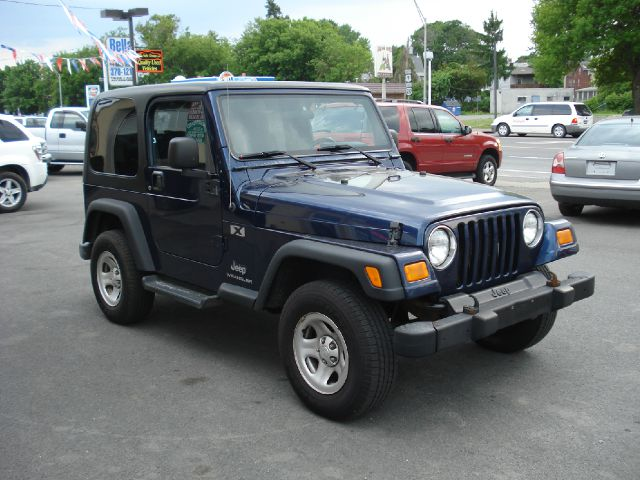 2004 Jeep Wrangler for sale in Rensselaer NY