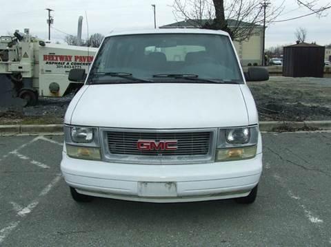 1998 GMC Safari for sale in Waldorf, MD