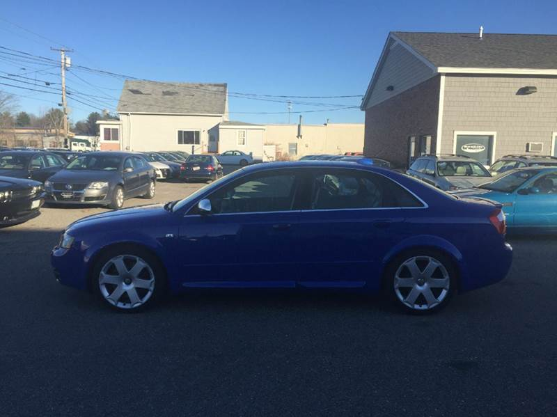 Audi For Sale In Portland Me