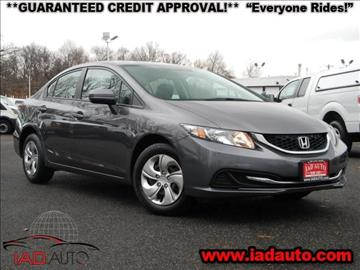 2015 Honda Civic For Sale Maryland - Carsforsale.com